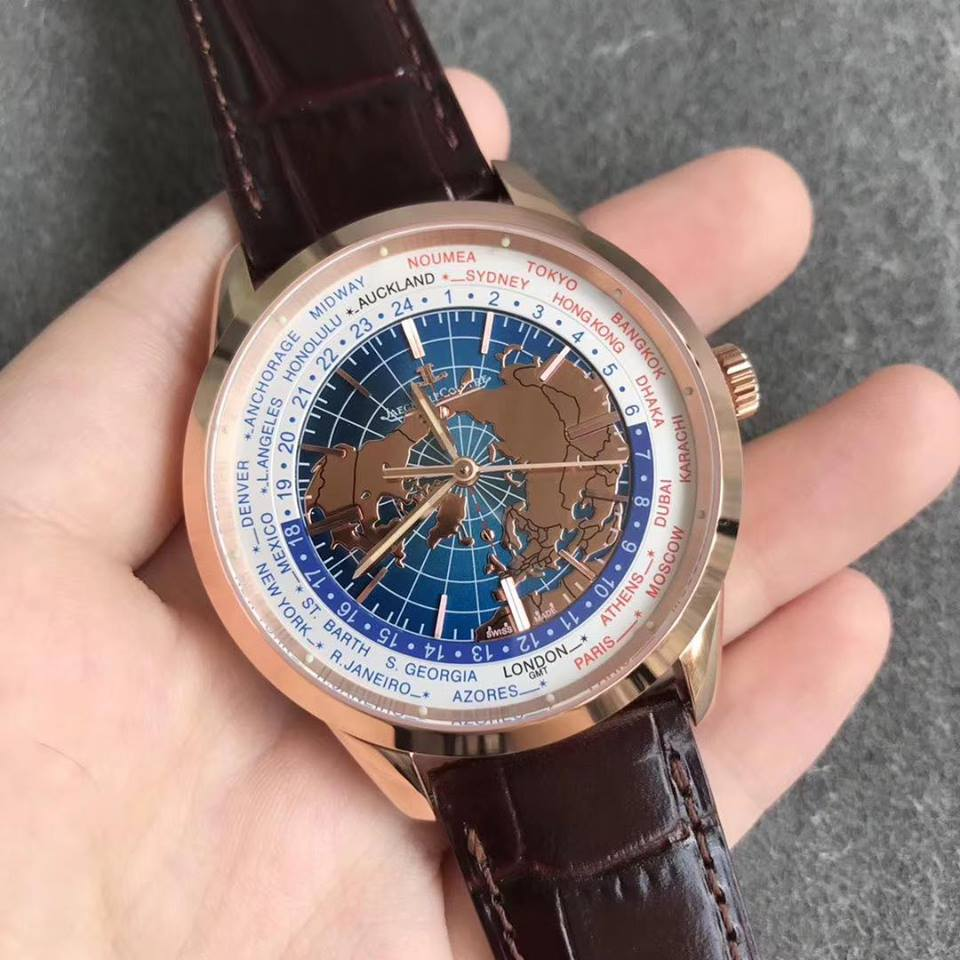 Jaeger-Lecoultre  Geophysic Universal Time replica1:1 cao cấp