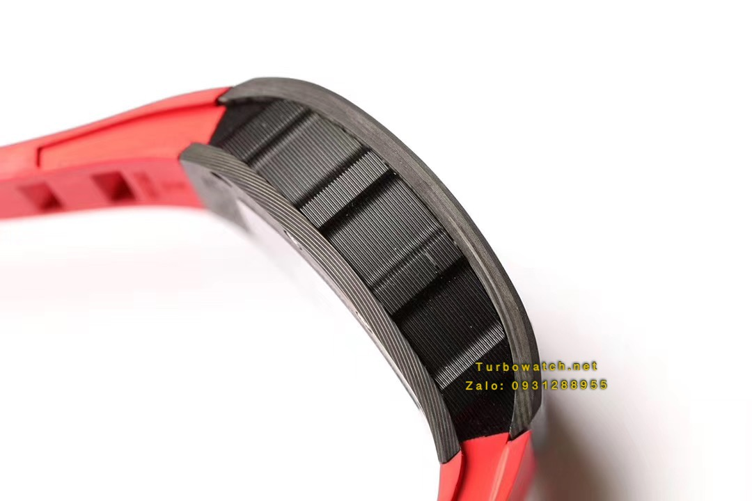 đồng hồ RICHARD MILLE replica 1-1 RM035 CARBON RED