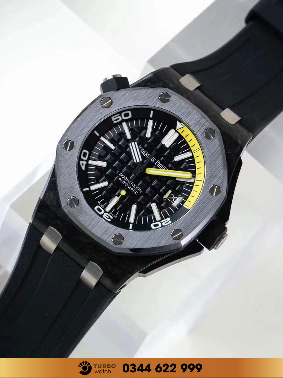 Audemas piguet Royal Oak Offshore Diver fake 1-1 cao cấp
