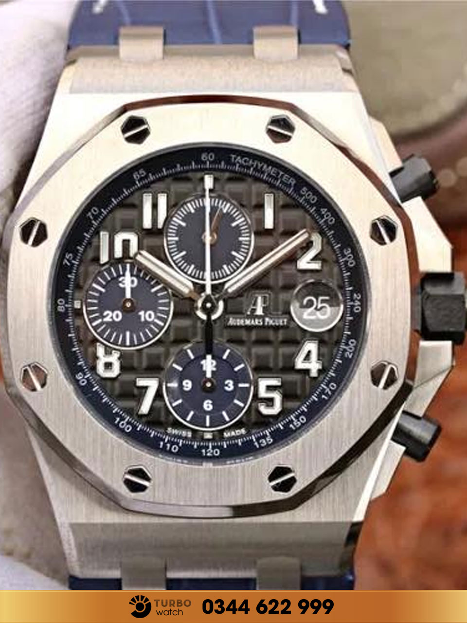 Audemas piguet  royal  Oak Offshore Chronograp  fake 1-1 cao cấp