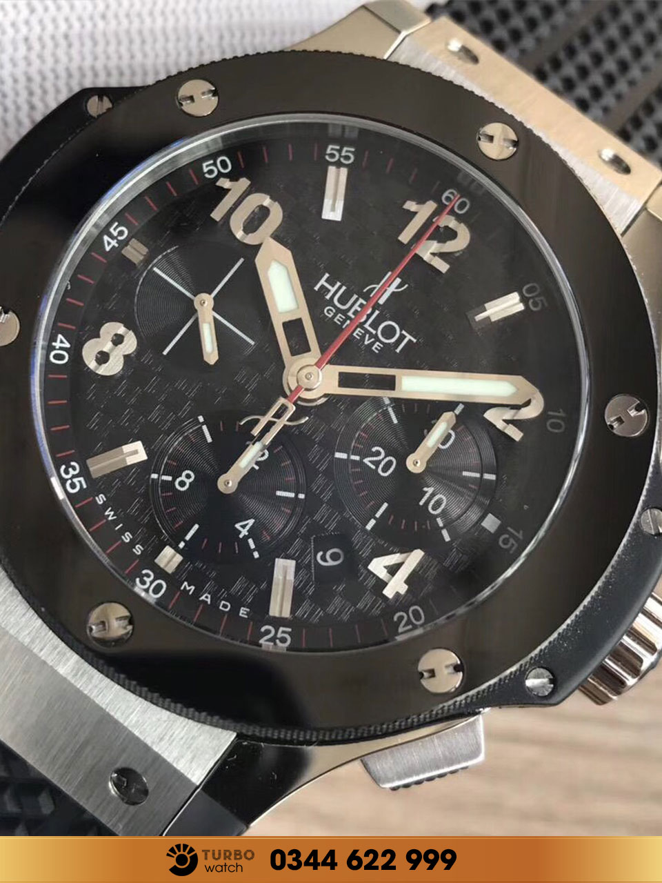 HUBLOT Big Bang  Magic 44mm 301.CX.130.RX fake 101 siêu cấp