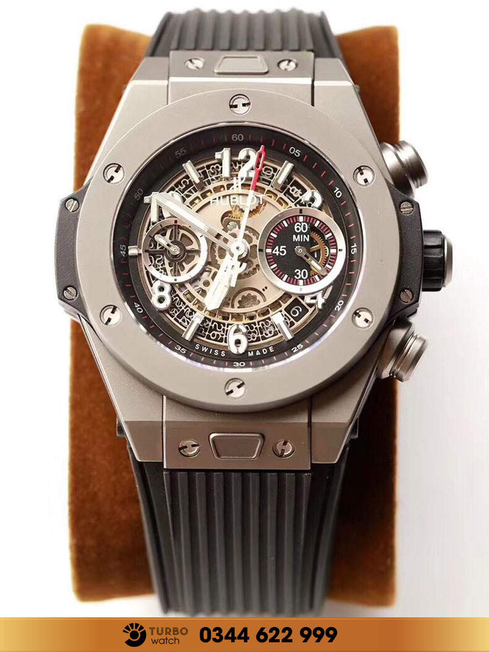 Hublot  Big Bang Unico Titanium 42mm replica 1:1 cao cấp