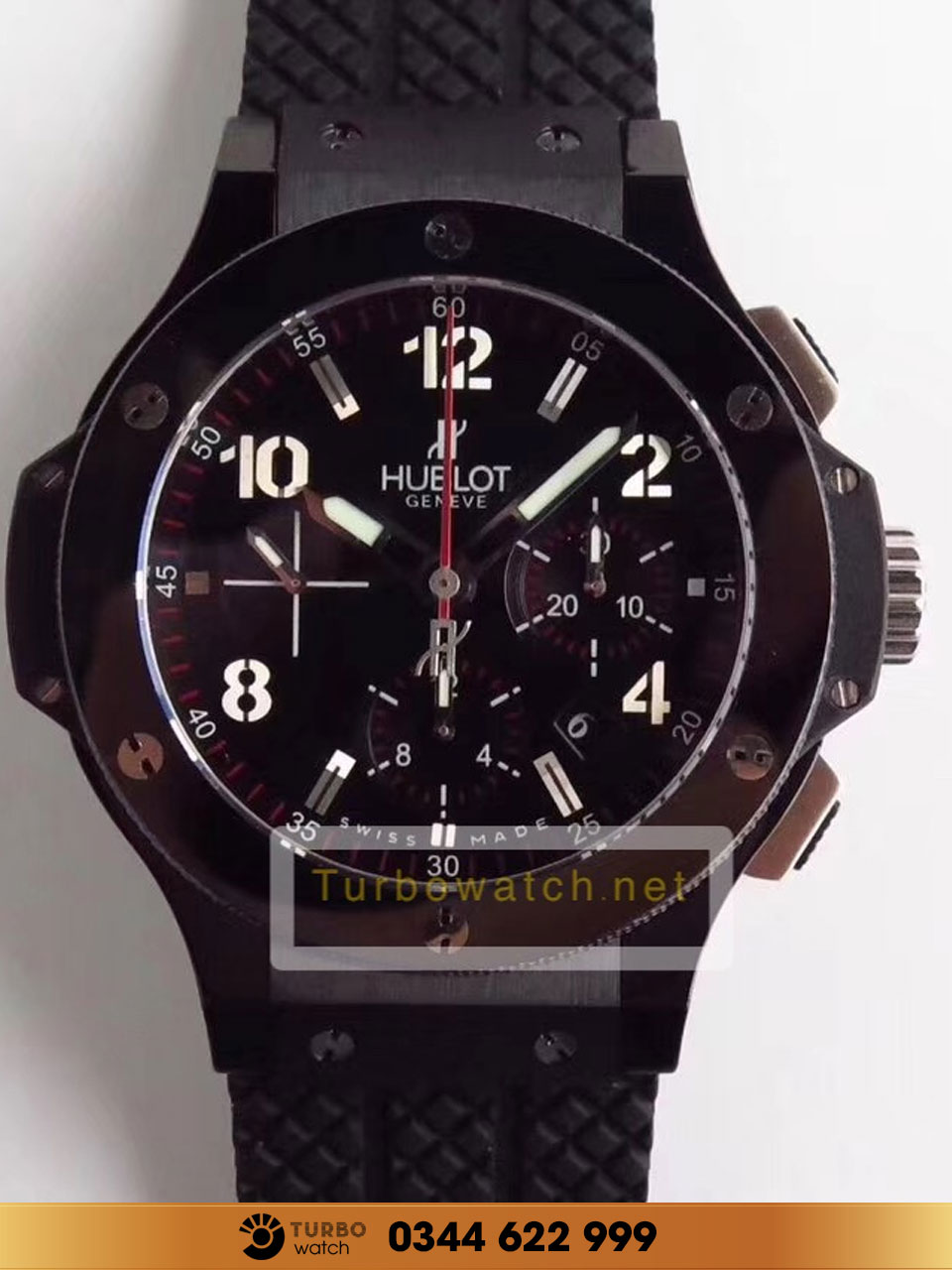Hublot Big Bang 301.PX.1180.RX BLACK RED FAKE 1-1 CAO CẤP