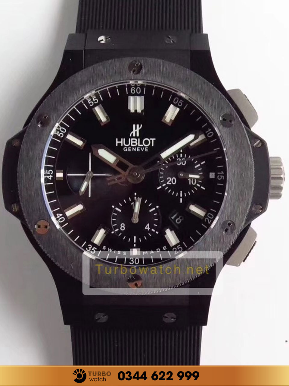 Hublot Big Bang 301.PX.1180.RX BLACK FAKE 1-1 SIÊU CẤP