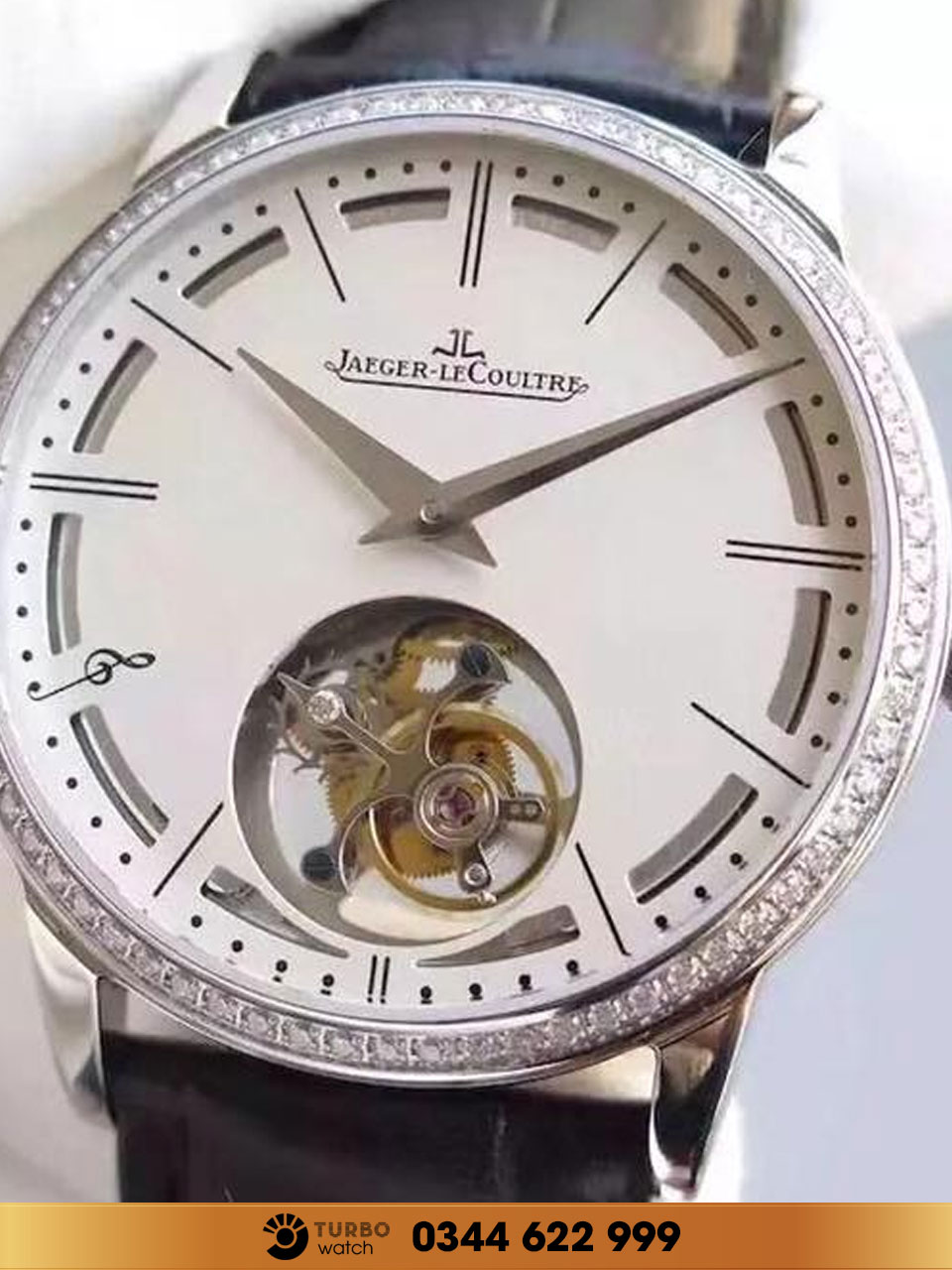 Jaeger-Lecoultre Master Ultra-Thin Minute Repeater Flying Tourbillon  replica1:1 cao cấp