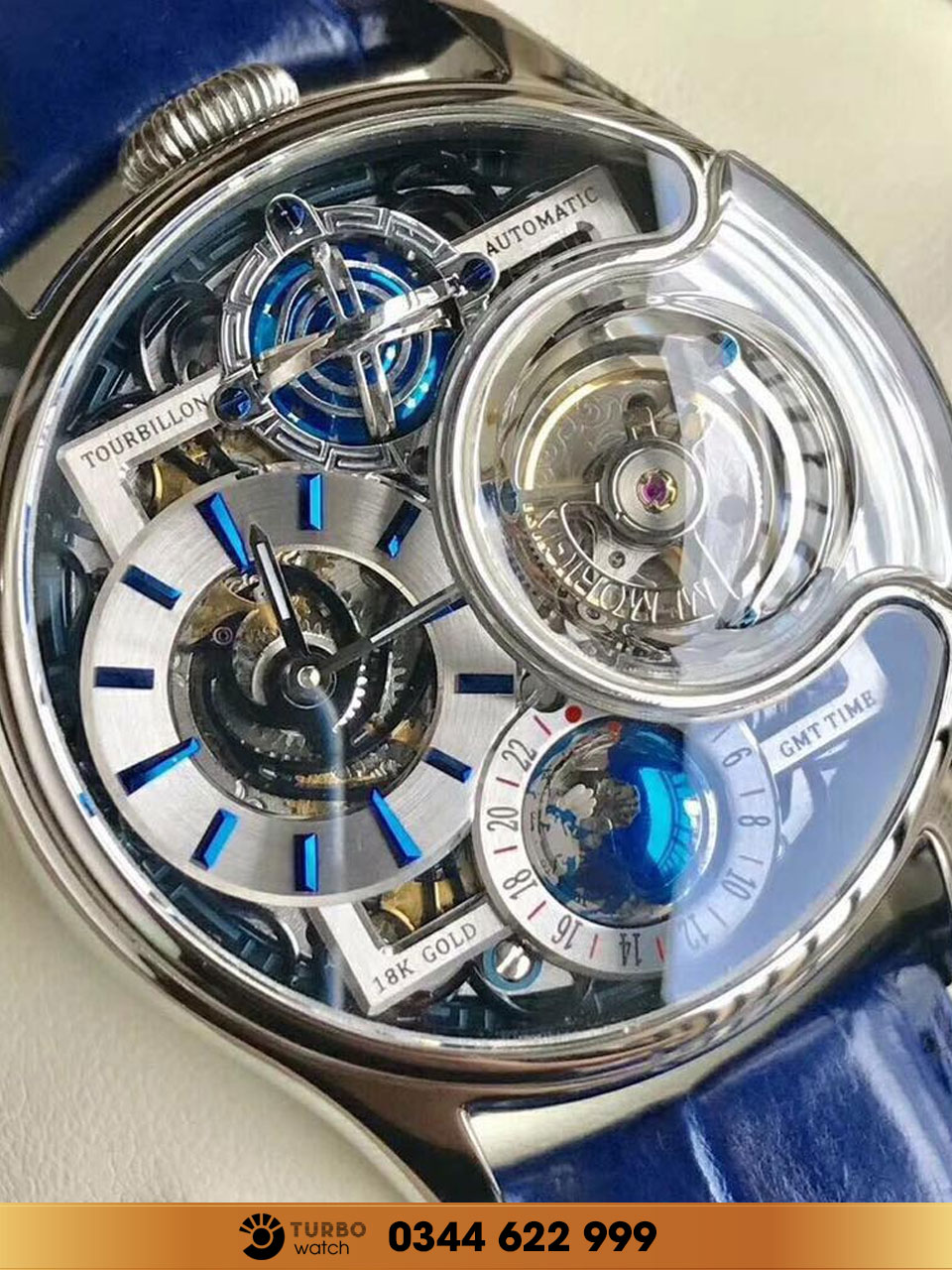 Memorigin Watch Tourbillon Imperial Stellar