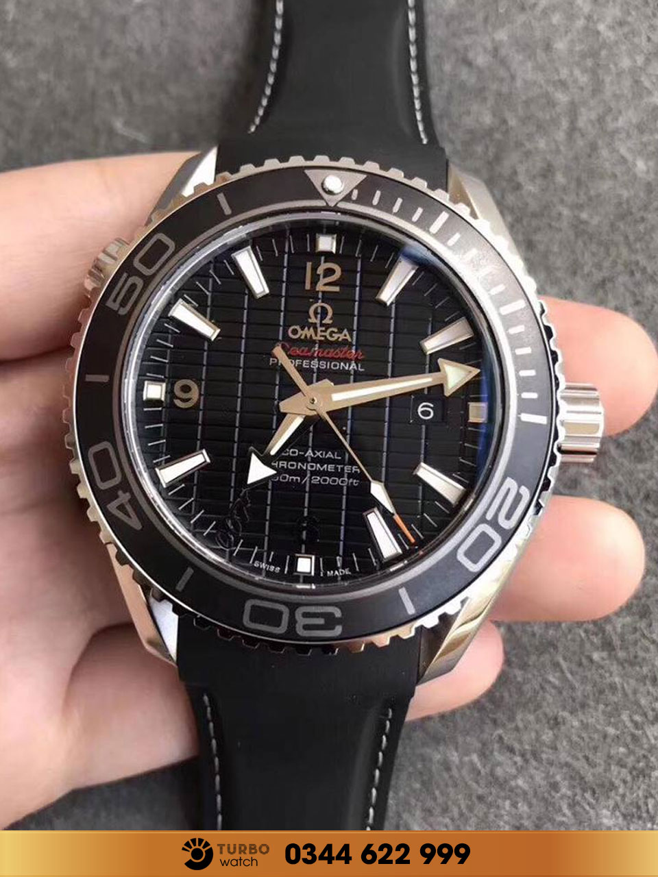 Omega Seamaster Professional Co Axial Chronometer replica 1:1 cao cấp