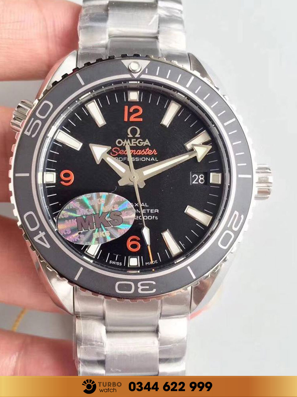 Omegaseamaster professional r1 fake 1-1 cao cấp