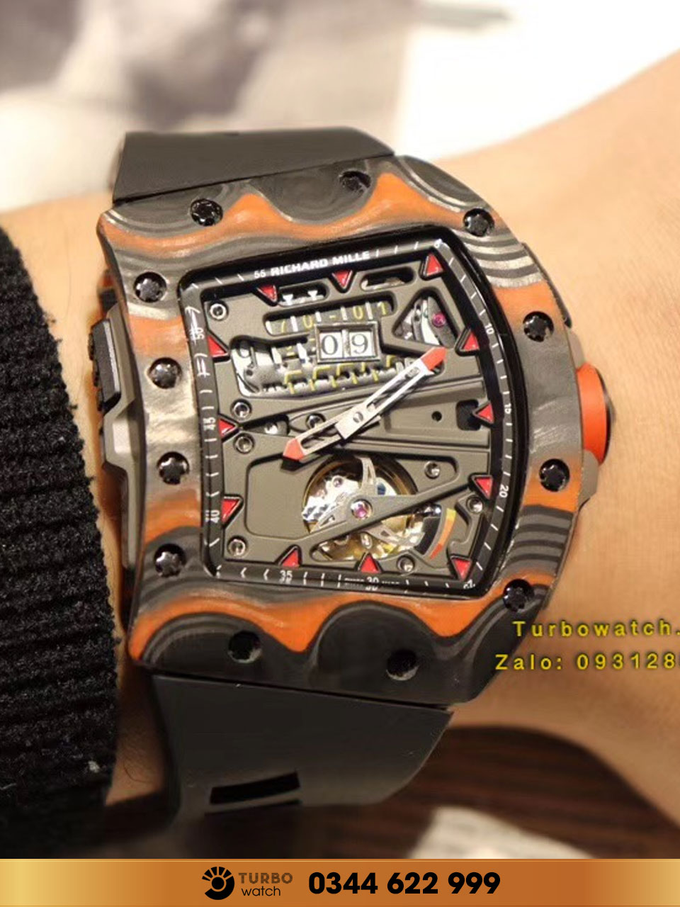 RICHARD MILLE RM070-01L FAKE 1-1 CAO CẤP