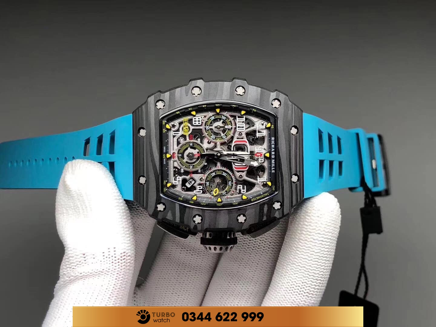 đồng hồ RICHARD MILLE RM11-03 Flyback Chronograph