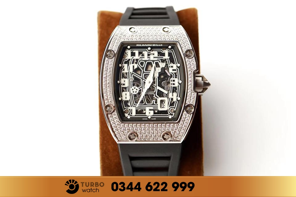 RICHARD MILLE RM 67-01 WG DIAMOND FAKE 1:1-Zalo 0344622999