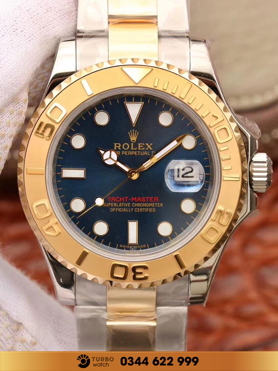 Rolex yatch master replica 1:1