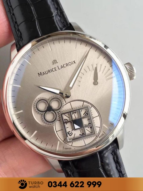 Đồng hồ Maurice Lacroix Super Fake 1-1 MP7158-SS001 Gray