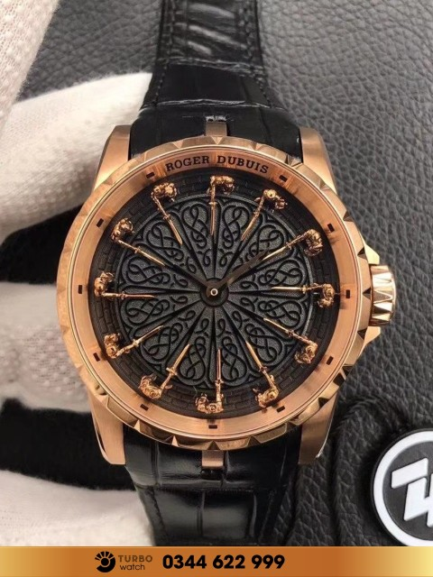 Đồng Hồ Roger Dubuis Replica 1-1 Round Table RDDBEX0684