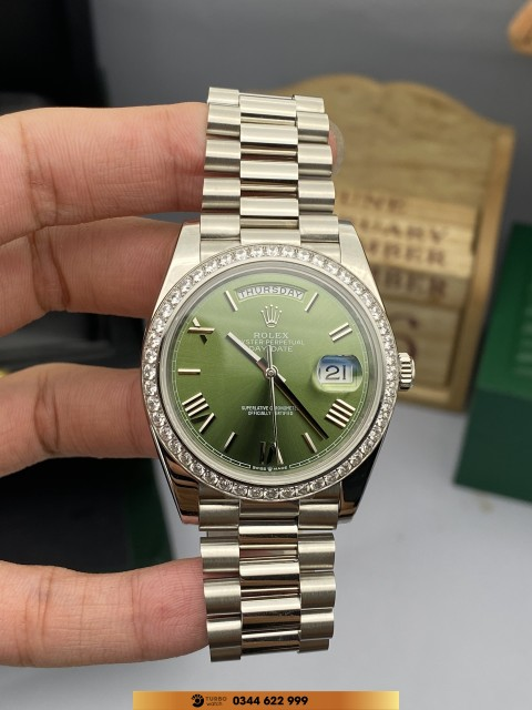 Đồng Hồ Rolex Rep 1-1 Day-Date  228345