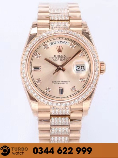 Đồng Hồ Rolex Rep 1-1 Day-Date 36 128349R