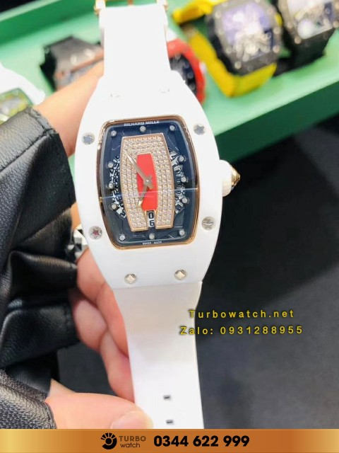 đồng hồ RICHARD MILLE replica 1-1 RM07-01 AUTOMATIC WINDING