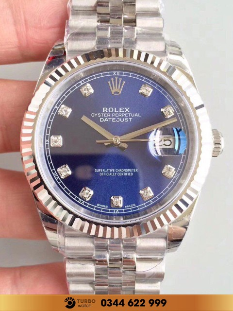 đồng hồ Rolex replica 1-1 OYSTER PERPETUAL DATEJUST 41MM