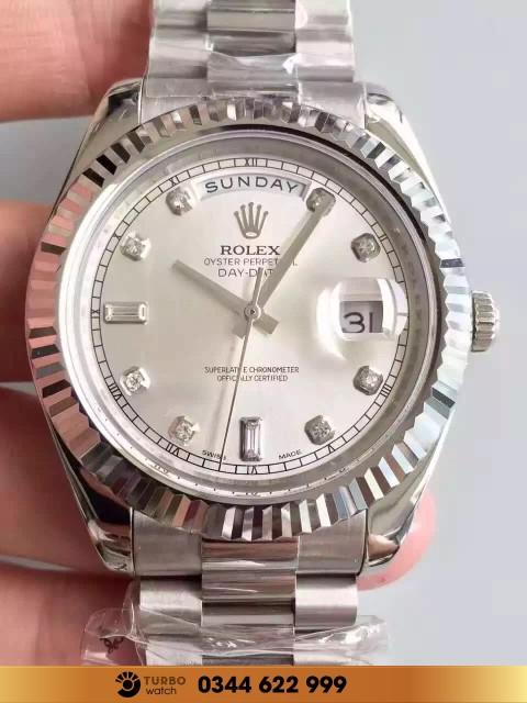 đồng hồ rolex fake 1-1 Perpetual Day-Date