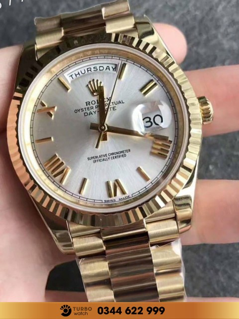 đồng hồ Rolex fake 1-1 Oyster Perpetual 18238