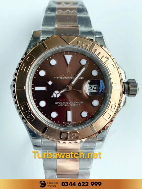 Rolex YACHT-MASTER 37 268621-0003 fake 1-1 cao cấp